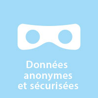Données anonymes